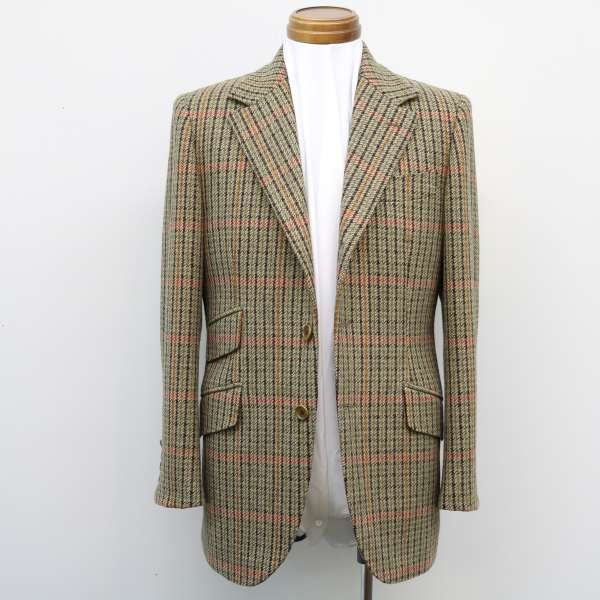 Tweed Jacket[lacquer&C.]